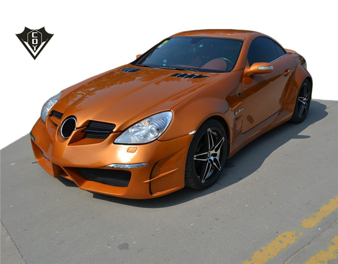 2008-2011 benz slk r171 wide body kit