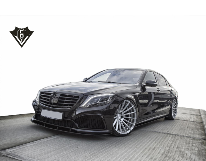 Benz w222 PD body kit high quality