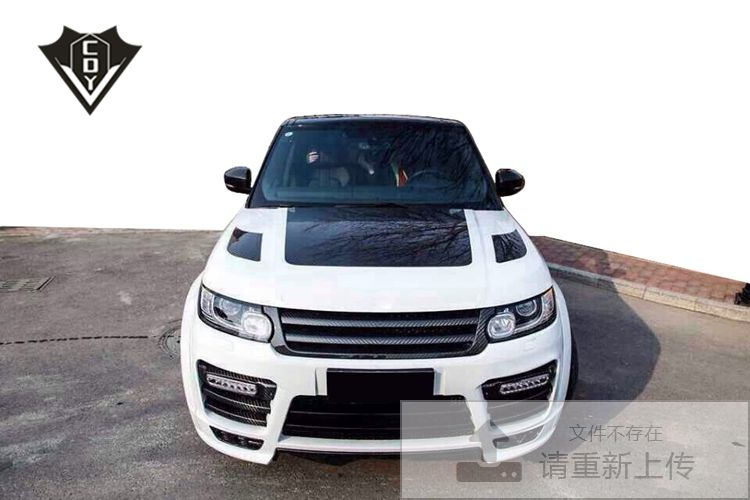 land rover sport body kits mansory wide body kits for range rover 2014-2016