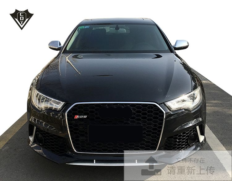 2012-2014 rs6 look body kit for A6